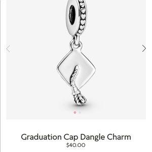 pandora graduation cap dangle charm